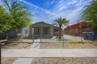 Tucson Single Family Home Active Contingent: 1244 N 13th Avenue