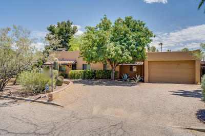 Tucson Single Family Home For Sale: 2808 E 10th Street