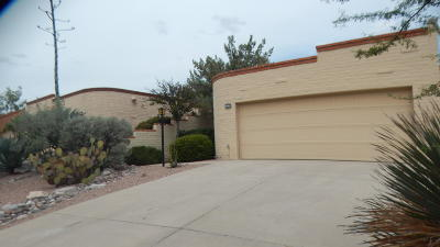Tucson Townhouse For Sale: 4964 N Territory Avenue