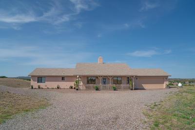 Sonoita Single Family Home For Sale: 13 Scorpion Court