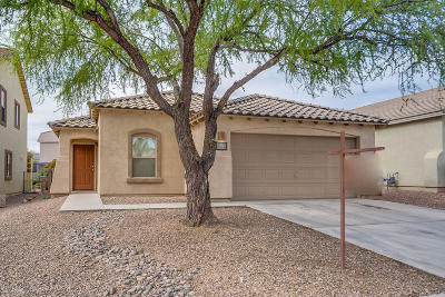 Sahuarita Single Family Home For Sale: 75 W Calle Priscal