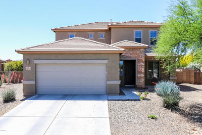 Marana Single Family Home For Sale: 12596 N Brabant Drive