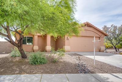 Tucson Single Family Home Active Contingent: 3310 S Sun Splash Drive