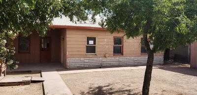 Tucson Single Family Home Active Contingent: 932 E 34th Street