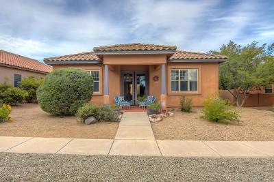 Tucson Single Family Home Active Contingent: 5022 S Civano Boulevard