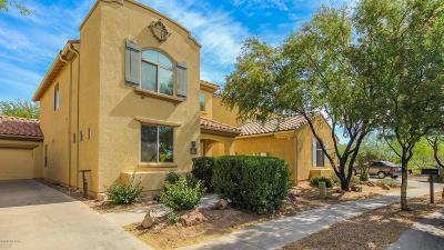 Tucson Single Family Home For Sale: 10491 E Valley Quail Drive