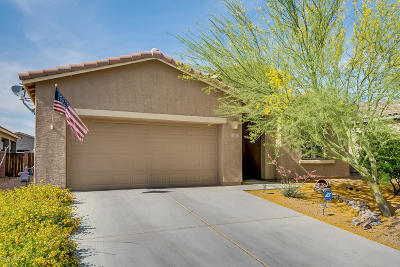 Sahuarita Single Family Home For Sale: 1115 E Empire Canyon Lane