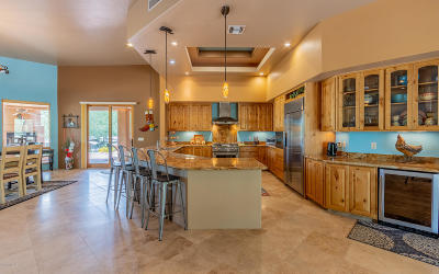 Tucson Single Family Home For Sale: 1582 N Mariposa Woods Place