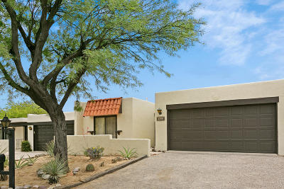 Tucson Townhouse For Sale: 7568 N Palm Circle