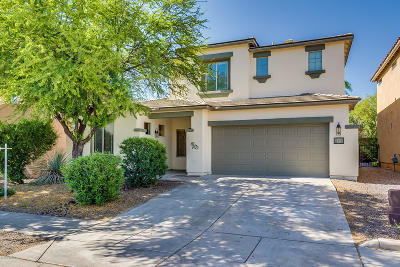 Sahuarita Single Family Home Active Contingent: 50 E Camino Limon Verde