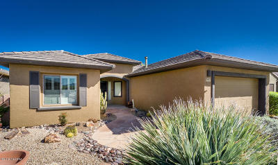 Green Valley Single Family Home Active Contingent: 5613 S Acacia Canyon Place