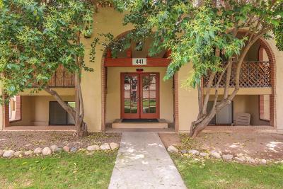 Tucson Condo Active Contingent: 441 W Yucca Court #207