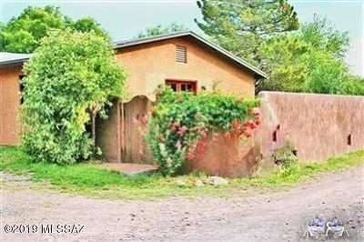 Patagonia Single Family Home Active Contingent: 125 Forrest Drive