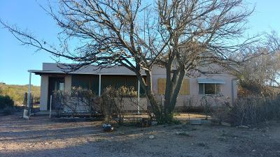 Cochise County Single Family Home For Sale: 1878 N Middle March Road
