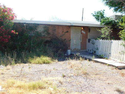 Single Family Home For Sale: 5455 S Masterson Avenue