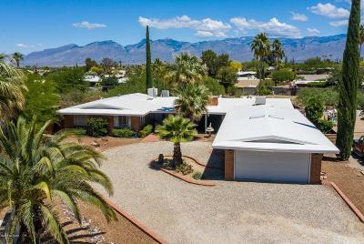 Single Family Home Active Contingent: 8905 E Harborage Drive