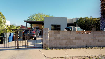 Tucson Single Family Home Active Contingent: 1649 W San Ricardo Boulevard