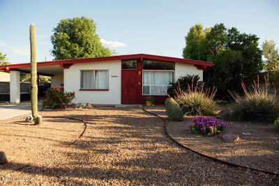 Tucson Single Family Home Active Contingent: 5820 E Mabel Street