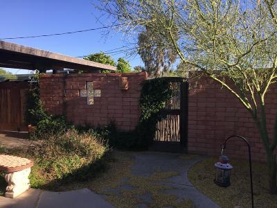 Tucson Single Family Home For Sale: 1652 N Sonoita Avenue