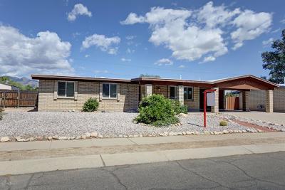 Tucson Single Family Home For Sale: 7814 N John Paul Jones Avenue
