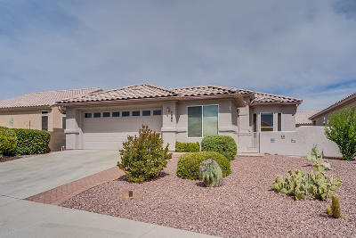 Green Valley Single Family Home Active Contingent: 344 W Continental Vista Place