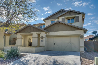 Oro Valley Single Family Home Active Contingent: 1249 W Vinovo Pass