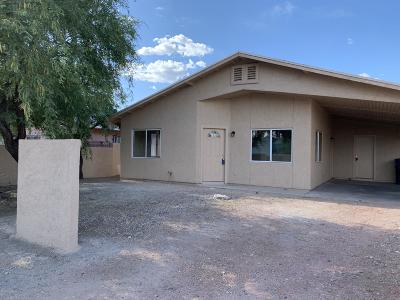 Tucson Single Family Home For Sale: 310 W Adams Street
