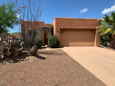 Tubac Single Family Home For Sale: 253 Market Circle