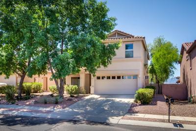 Tucson Single Family Home Active Contingent: 60223 E Verde Vista Court