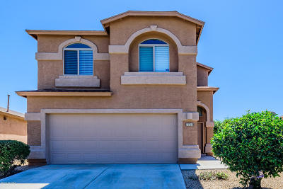 Pima County, Pinal County Single Family Home Active Contingent: 7769 S Delia Stone Court
