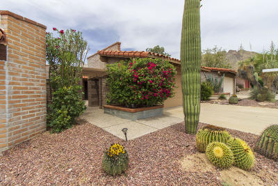 Tucson Townhouse For Sale: 8584 N Calle Tioga