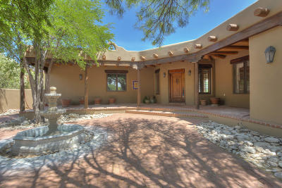 Pima County, Pinal County Single Family Home For Sale: 7370 N Catalina Ridge Drive