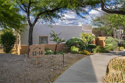 Tucson Townhouse Active Contingent: 3664 W Placita Del Correcaminos