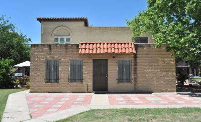 Tucson Townhouse For Sale: 1973 N Camino Serna #A