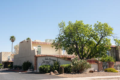 Tucson Townhouse Active Contingent: 1539 E Prince Road