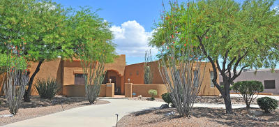 Oro Valley Single Family Home Active Contingent: 11536 N La Tanya Drive
