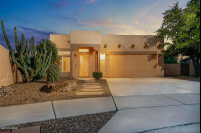 Oro Valley Single Family Home For Sale: 152 E Mesquite Crest Place