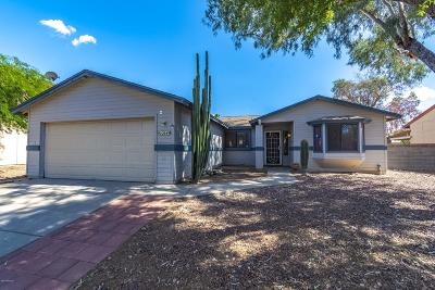 Tucson Single Family Home For Sale: 2649 W Flamebrook Road