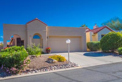 Tucson Single Family Home Active Contingent: 291 E Highcourte Lane