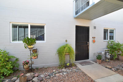 Tucson Condo For Sale: 1745 S Jones Boulevard #K 112