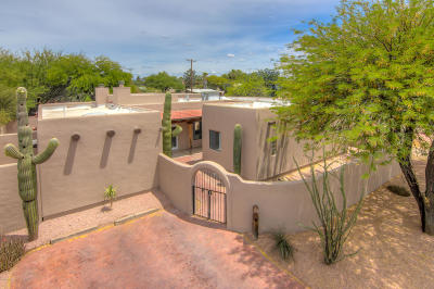 Tucson Single Family Home Active Contingent: 1254 N Stewart Avenue