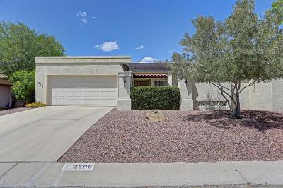 Tucson Townhouse Active Contingent: 2508 W Crown King Drive