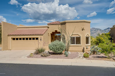 Oro Valley Townhouse Active Contingent: 12668 N Sleeping Coyote Drive