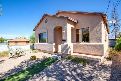 Tucson Single Family Home For Sale: 4437 E Fairmount Street