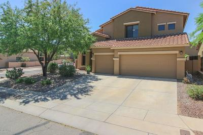 Sahuarita Single Family Home Active Contingent: 4 E Calle Tierra Sandia