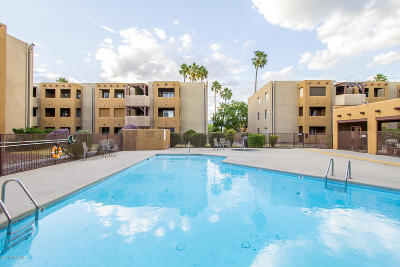 Tucson Condo For Sale: 1810 E Blacklidge Drive #517