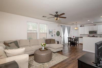 Pima County Single Family Home Active Contingent: 7039 S Parsnip Lane Lane
