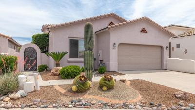 Green Valley Single Family Home Active Contingent: 2263 S Via Alonso
