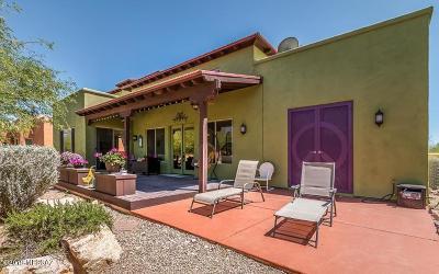 Tucson Single Family Home For Sale: 10617 E George Brookbank Place