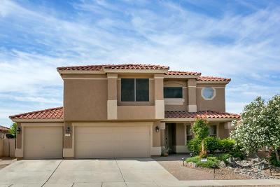 Tucson Single Family Home For Sale: 5525 W Cortaro Crossing Drive